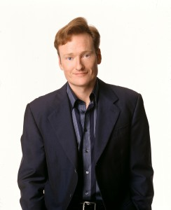 Conan O'Brien product placement