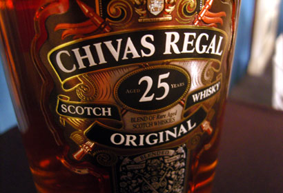 Chivas Regal Branded Entertainment