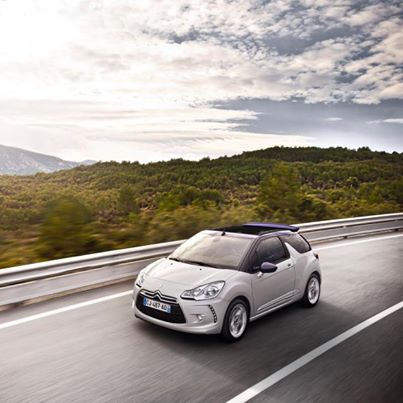 Citroen DS3 Cabrio Product Placement