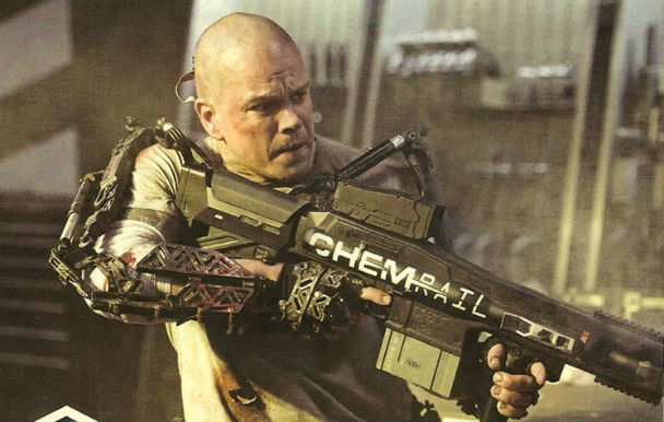 Elysium Product Placement