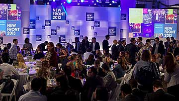 NewFront branded entertainment conference