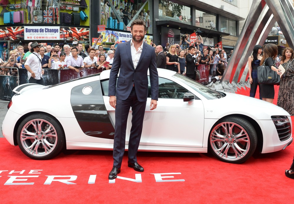 The Wolverine Audi Product Placement