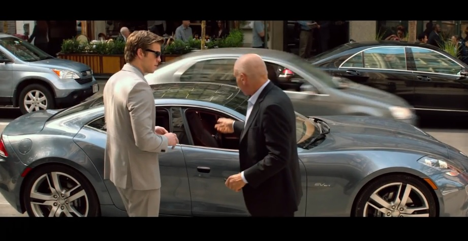 fisker karma product placement in paranoia